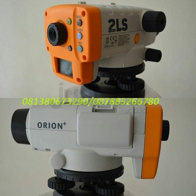 JUAL|Digital Level ORION 2LS|Wa.081380673290