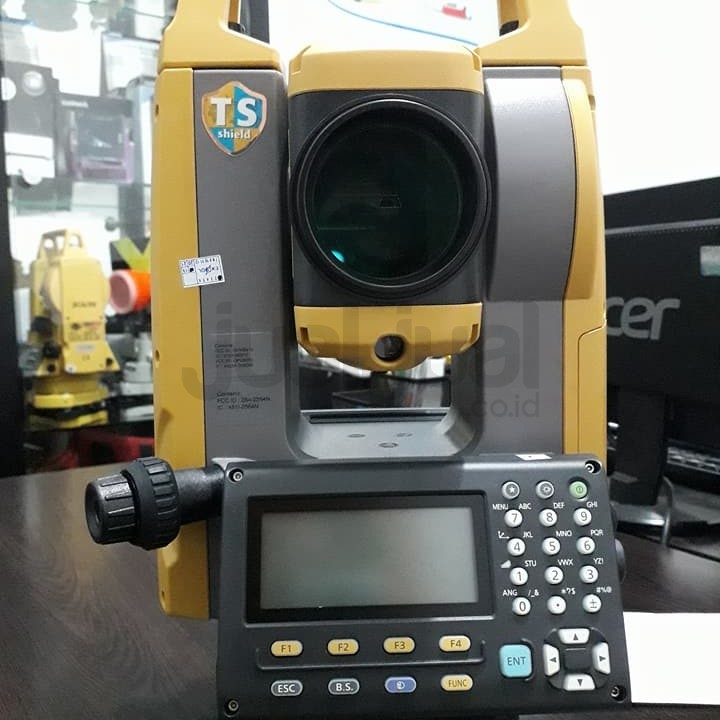 Sell=- Total station Topcon GM-105 Reflektor 1000M//Tlp.081380673290